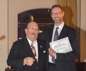 2015 Chuck Pinkowski Award_Alan Benjamin